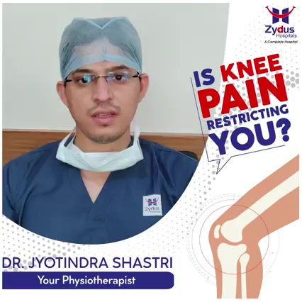 #KneePain restricting you?   I am here to reduce your knee pain before and after the surgery so that you can go back to normal and pain-free life soon.  Keep watching this space to know more!   #LetsKeepWalking #WinOverKneePain #tkr #totalkneereplacement #kneereplacementsurgery #kneesurgery #kneereplacement #jointreplacement #truealignkneesurgery #BestHospitalinIndia #ZydusHospitals #Ahmedabad #GoodHealth