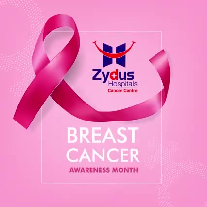 Breast cancer often starts out too small to be felt. But unfortunately it grows and can spread throughout the breast or to other parts of the body. At times this causes serious health problems and can cause death.  Hence awareness is essential & at times awareness too require a little bit of motivation & celebration!  Let us fight the battle together and extend the chain.  Get evaluated with mammography & tag 3 women you care for to keep spreading the awareness. Remember that there is nothing more important than saving lives and standing out as a saviour.  #ZydusHospitals #ZydusCancerCentre #DetectToProtect #CancerCentre #BreastCancerAwarenessMonth #BreastCancerAwareness #BreastCancer #BreastCancerSurvivor  #PinkRibbon #October #Pink #BreastCancerWarrior #CancerTherapy #CancerTreatment #Cancer #CancerousDiseases #BeatCancer #CancerAwareness #CancerDoctors #HealthCare #StayHealthy #ZydusCare #BestHospitalinAhmedabad #Ahmedabad #GoodHealth #CancerHospital