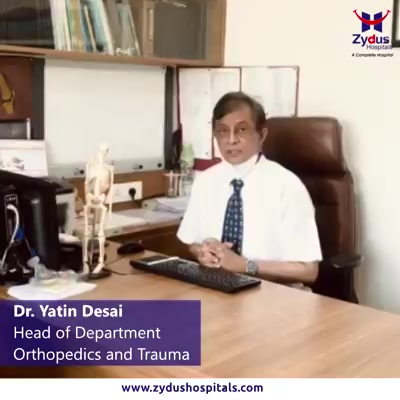 For any bone related concerns, talk to Dr. Yatin Desai. Get #Orthopedic e-consultation right from your home - #StayHomeStaySafe  Visit https://www.zydushospitals.com/ and talk to ZyE for an e-consultation  or click here - https://wa.me/919909021667 to send us medical reports on WhatsApp  We are there for you.  #EConsult #TeleConsult #COVID #LockDown #StaySafe #StayHome #ZydusHospitals #Ahmedabad