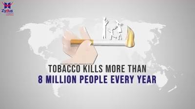 Don't let #tobacco take your breath away.  #ZydusHospitals #WorldNoTobaccoDay #Ahmedabad #GoodHealth #smileofgoodhealth